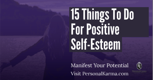 15 THINGS 2 DO 4 POSITIVE