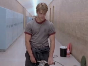@Choices Good will hunting movie scene