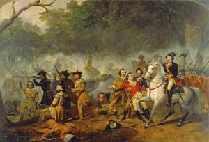 @Fail Washington French Indian War