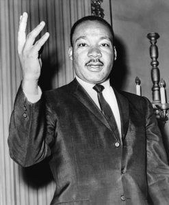 @HowYouDo Martin Luther King Jr NYWTS